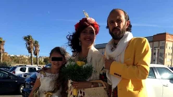 Cum a fost îmbrăcată Rona Hartner la nunta cu Herve Camilleri și ce simbolistică au florile pe care le-a ales. Ținuta sa a atras toate privirile FOTO