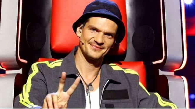 Tudor Chirilă a salvat un concurent din echipa lui Smiley! Gabriel merge mai departe la Vocea României. Video