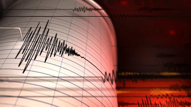 Cutremur de 6 grade, în Rusia, în Ajunul Crăciunului!