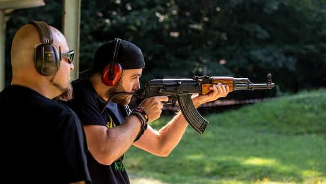 Se schimbă legea armelor de foc. Condițiile în care se pot cumpăra