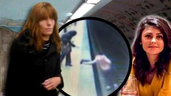 Criminala de la metrou a fost condamnată! Va face închisoare pe viață