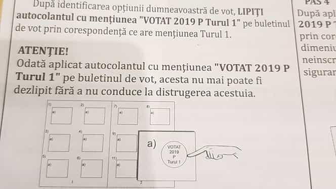 Scandal la alegerile prezidențiale! Un român din Londra arată că votul prin corespondență poate fi fraudat