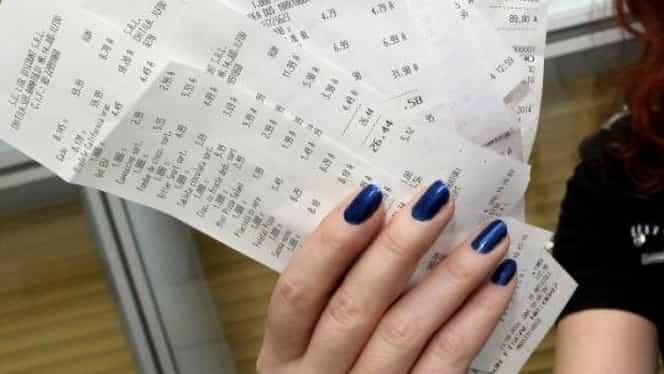 Loteria bonurilor fiscale. Aici afli valoarea bonurilor câştigătoare