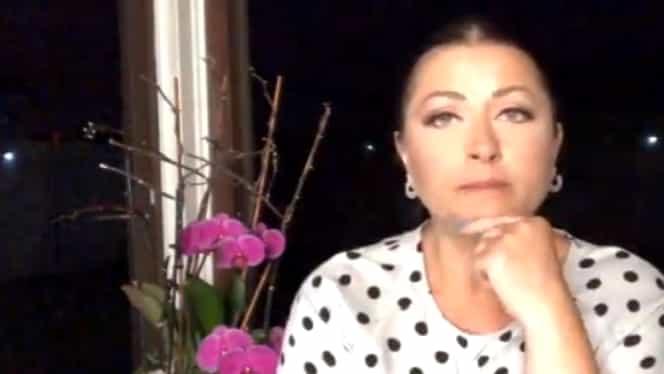 Gabriela Cristea, probleme de sănătate în carantină. Ce a pățit când s-a urcat la volan
