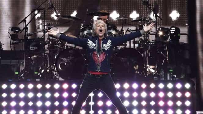 """Dezamăgire după concertul Bon Jovi de la Bucureşti: """"Nu îl mai ţine vocea"""". Ce le-a spus artistul spectatorilor"""