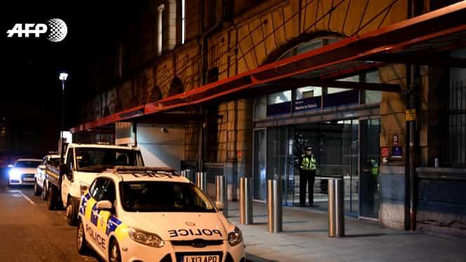 Atac în Manchester de Revelion! Ce le-a transmis atacatorul victimelor când a fost arestat VIDEO