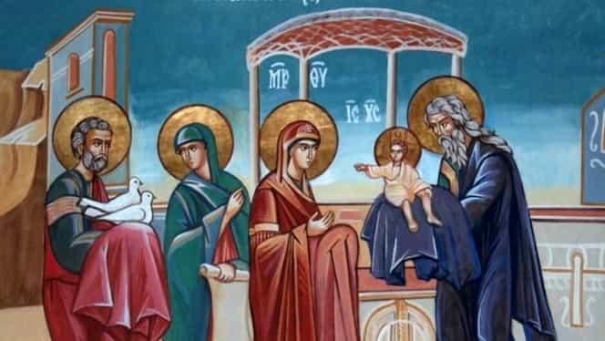 Sărbătoare cu cruce roșie pe 2 februarie: Întâmpinarea Domnului. Ce nu e bine să faci în Ziua Ursului