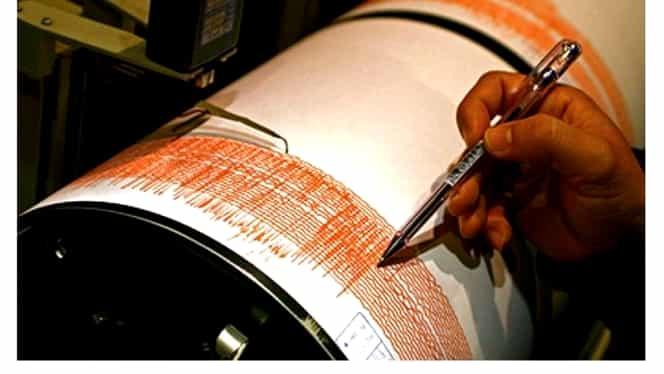 Cutremur cu magnitudinea de 3,5 pe scara Richter în Buzău