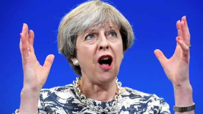 "Theresa May, mesaj tranșant despre Brexit: ""Ieșim din UE pe 29 martie"""