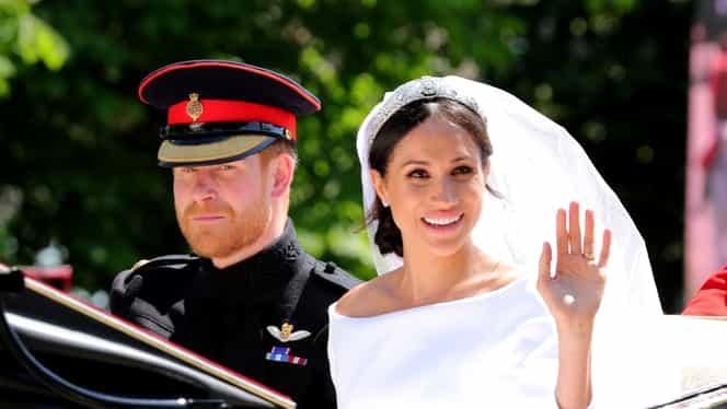 Familia Regală a Marii Britanii s-ar putea mări! S-a ascuns în rochia de mireasă!