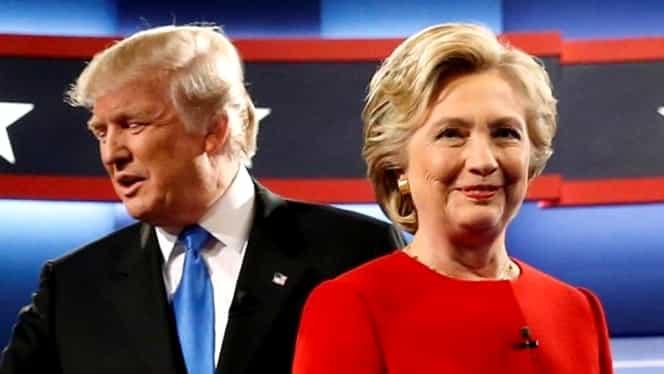 """Luptă la baionetă cu o săptămînă înainte de alegeri! Atacurile dintre Clinton şi Trump se intensifică: """"Insultă jumătate din americani!"""""""