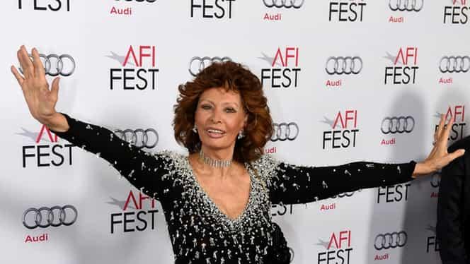 Sophia Loren a ajuns de nerecunoscut! Cum arată acum, la 84 de ani. FOTO