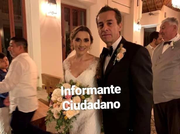 Caz uluitor! Nuntă