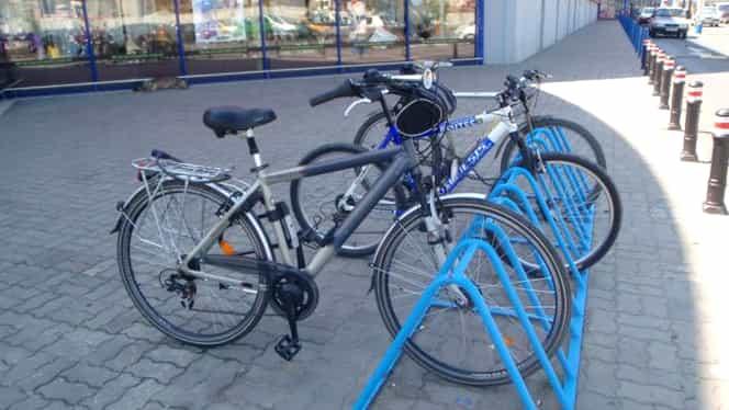 10 mii de rastele pentru biciclete vor fi instalate în Capitală. Când încep lucrările!