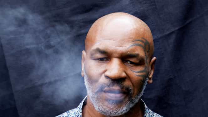 Mike Tyson a recunoscut că fumează marijuana în valoare de 40.000 de dolari pe lună
