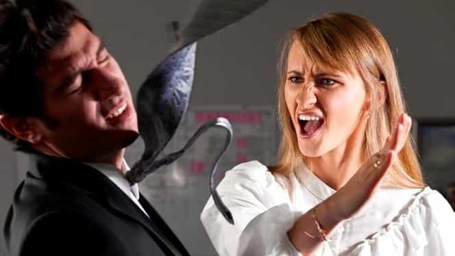 Incident neobișnuit în Botoșani! Bărbat bătut de nevastă cu ceaunul