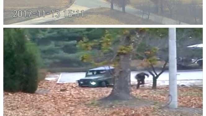 Dezertare spectaculoasă din armata lui Kim Jong-Un! Soldatul este împuşcat, dar supravieţuieşte!