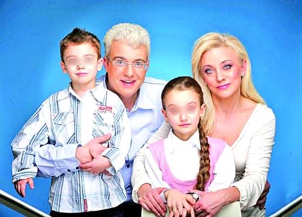 Prima soție a lui Cătălin Crișan s-a focusat pe creșterea celor doi copii