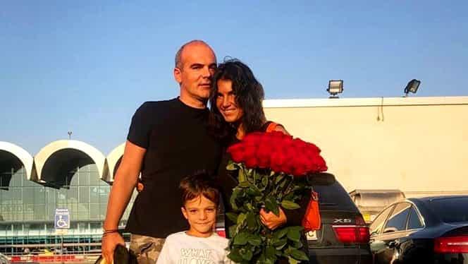 """Soția lui Rareș Bogdan a dezvăluit când va naște. Ce spune despre soțul ei: """"O să-l mutăm"""""""
