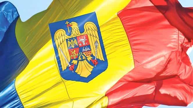 Stema României se modifică. Va fi reintrodusă coroana pe capul acvilei de aur