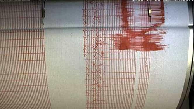 România s-a cutremurat din nou! Două seisme au avut loc în noaptea de miercuri spre joi