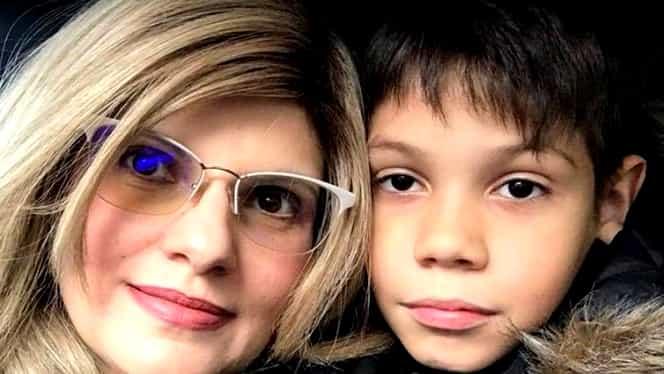 Andreea Anghel, mama băiețelului ucis de maidanezi, cadou emoționant de 8 martie