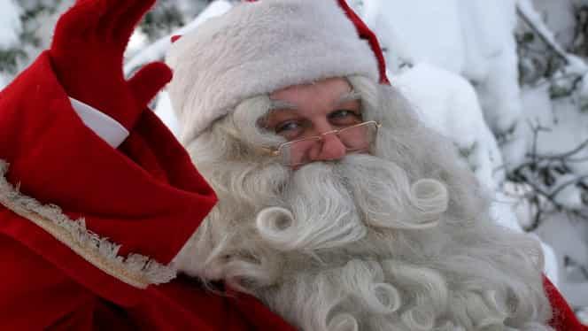 Traseul lui Moş Crăciun! Când va ajunge în România