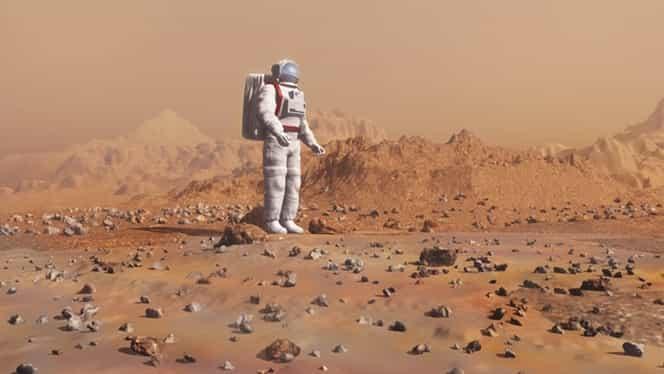 Cum bate vântul pe Marte! VIDEO, imaginile făcute publice de NASA