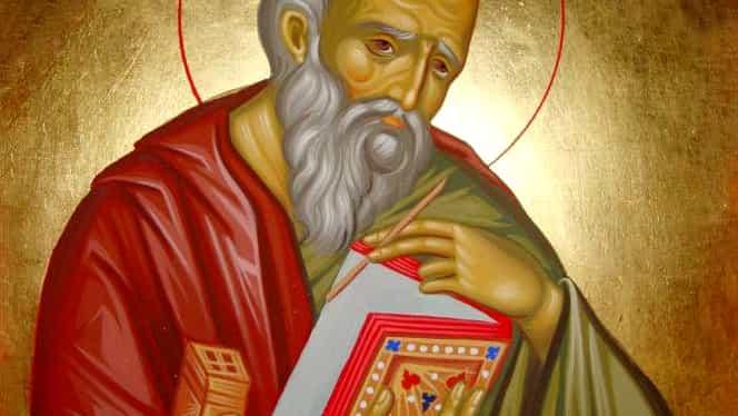 Calendar ortodox, 26 septembrie: pomenirea sfântului apostol Ioan Teologul
