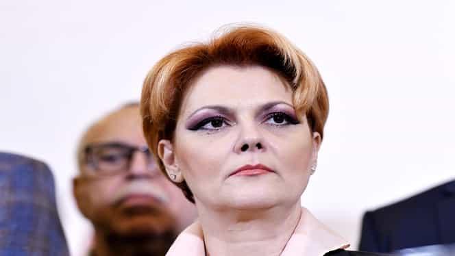 """Lia Olguța Vasilescu, derapaj incredibil. A jignit electoratul PNL: """"Ați mers ca fraierii să votați!"""""""