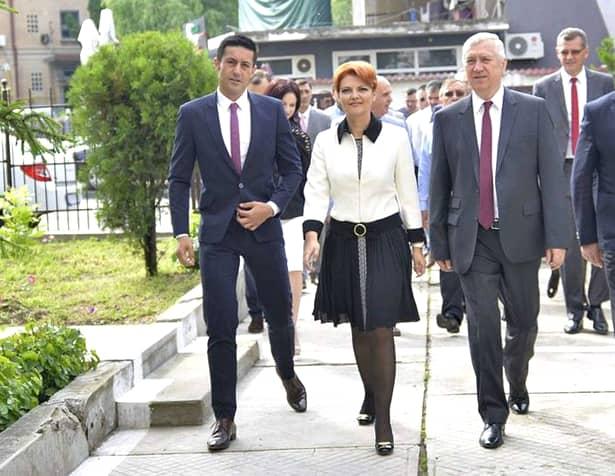 Olguța Vasilescu va fi mamă vitregă! Cum arată fiul lui Claudiu Manda