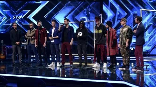 Finaliştii X Factor 2017 au fost aleşi de public! Cine sunt şi când va fi marea finală!