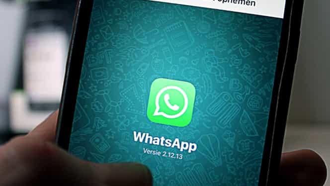 Dacă folosiți WhatsApp, acesta este un anunț important!