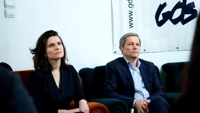 Dacian Cioloș a rămas fără un apropiat în PLUS. Oana Bogdan și-a dat demisia din partid