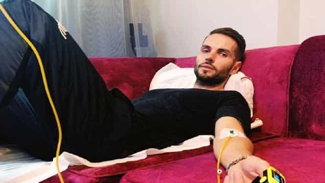 """Randi a ajuns la spital, pe perfuzii, și a anulat unul din concertele programate la Focșani: """"Starea nu îmi permite să urc pe scenă"""""""