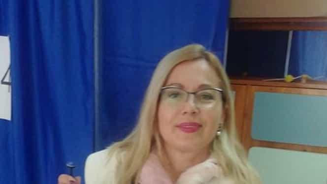 """Deputatul USR Cristina Iurișniți, amendată cu 2.000 de lei că a publicat pe facebook buletinul de vot: """"Regret și îmi cer scuze public"""""""