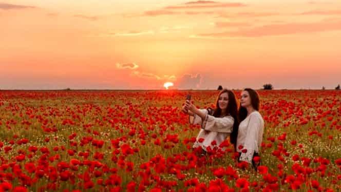 Ziua Internațională a Frumuseții. Vezi poze cu cele mai frumoase femei din România