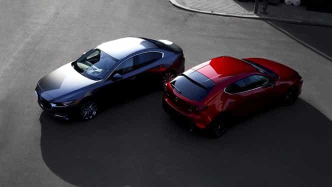 Mazda 3 – Caracteristici, motoare, poze, video, cai putere, interior