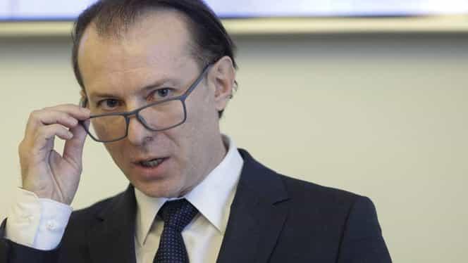 """Florin Cîţu: """"România îşi poate acoperi necesarul de finanţare pentru 5 luni. Deficitul bugetar ar putea depăşi 5%"""""""