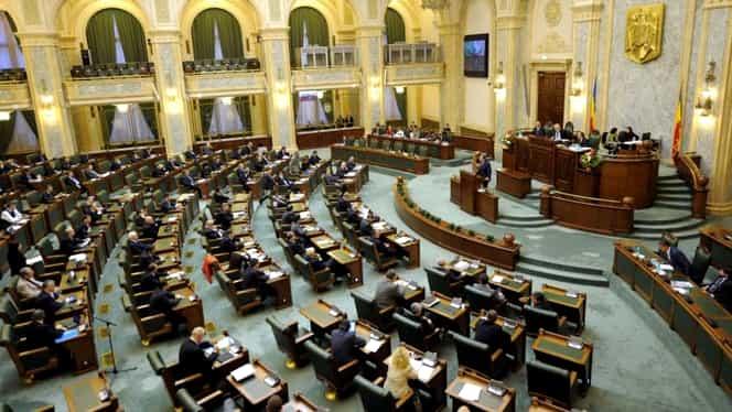 Noi modificări aduse Legii Educației în Senat! Câți elevi au voie de acum încolo la clasă