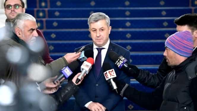 Florin Iordache, gest obscen în Parlament! Cum își explică reacția