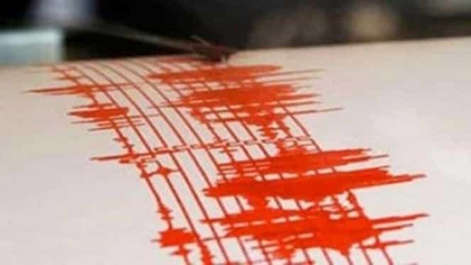 Cutremur de 3,7 grade, luni după-amiază, în Buzău