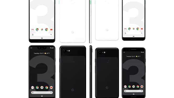 Google Pixel 3, lansat oficial. Când ajunge în România și la ce preț. VIDEO