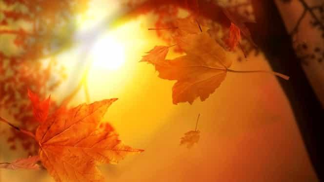 Prognoza meteo duminică, 7 octombrie: temperaturi calde