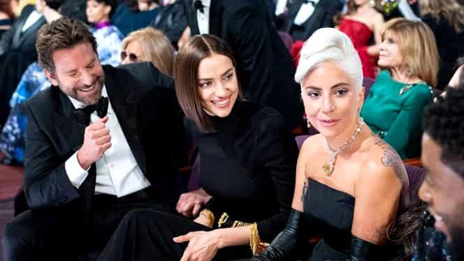 Iubita lui Bradley Cooper, Irina Shayk, a șters-o pe Lady Gaga de pe rețelele de socializare