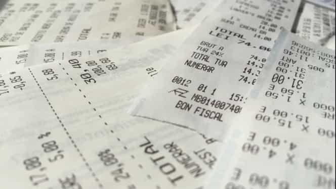 Loteria fiscală pentru bonurile din octombrie va fi organizată astăzi