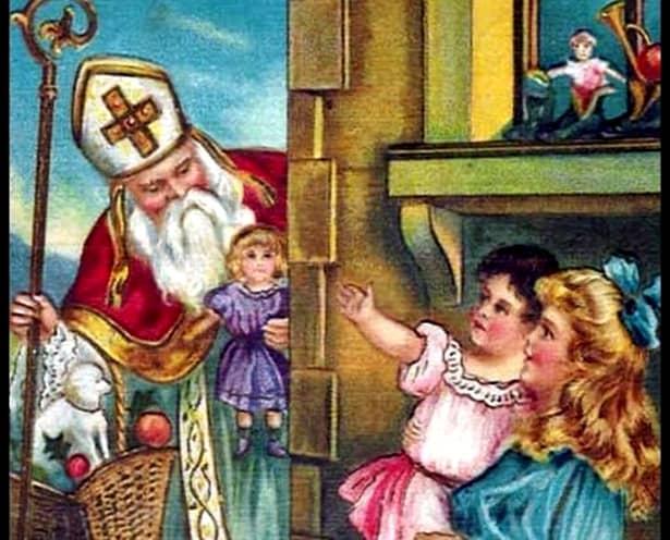 Moș Nicolae este marea bucurie a copiilor la început de decembrie, așteptat cu nerăbdare în noaptea dinspre 5 spre 6 decembrie