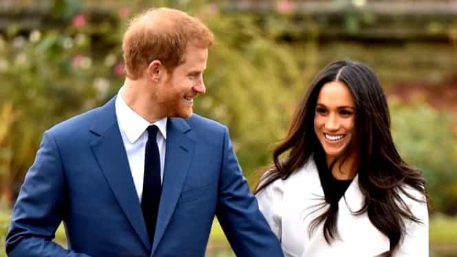 Meghan Markle și Prințul Harry, fundație în beneficiul femeilor vulnerabile. Ducii de Sussex și-au creat un brand nou