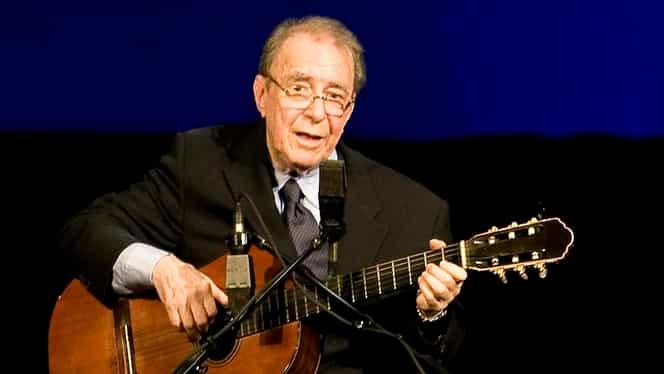 Doliu în muzică! A murit cântăreţul Joao Gilberto! Fiul său a făcut anunţul
