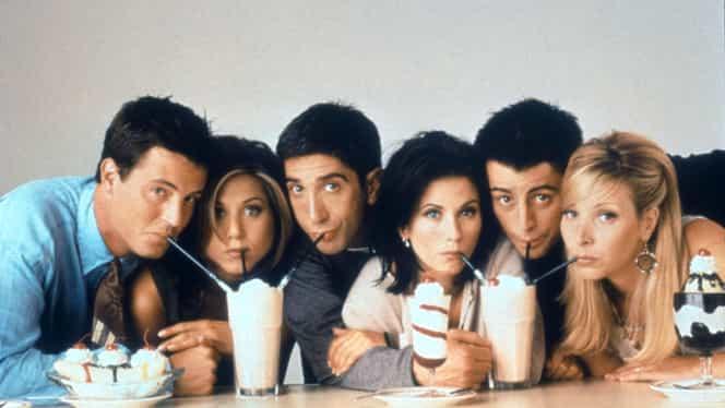 Vești bune pentru fanii serialului Friends! Actorii se vor reuni pentru un episod special